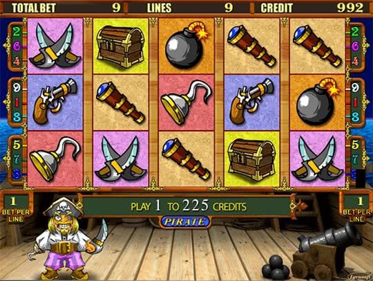 Игровой автомат Lucky Pirates играть бесплатно и без.
