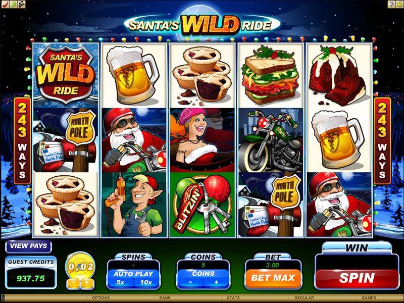 Игровой автомат Santa Surprise – играть в онлайн-слот