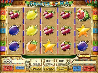 Автомат Crazy Fruits Помидоры бесплатно