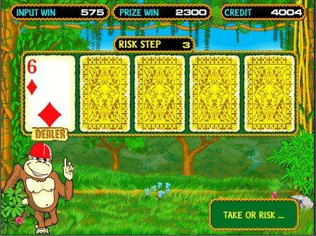 Игровой автомат Обезьянки Crazy Monkey бесплатно играть.