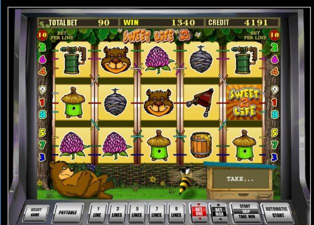 Азартные игры. Казино онлайн