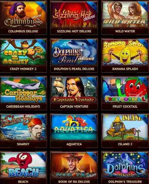 Играть в игровые автоматы в онлайн казино 3бесплатно и.