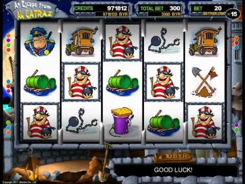Игровой автомат Alcatraz играть онлайн бесплатно на.