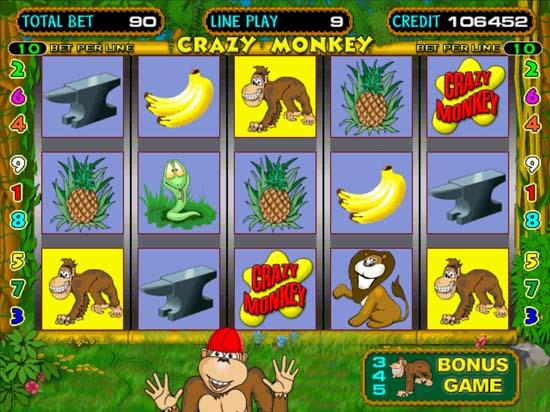 Игровой автомат The money game Мани Гейм играть бесплатно