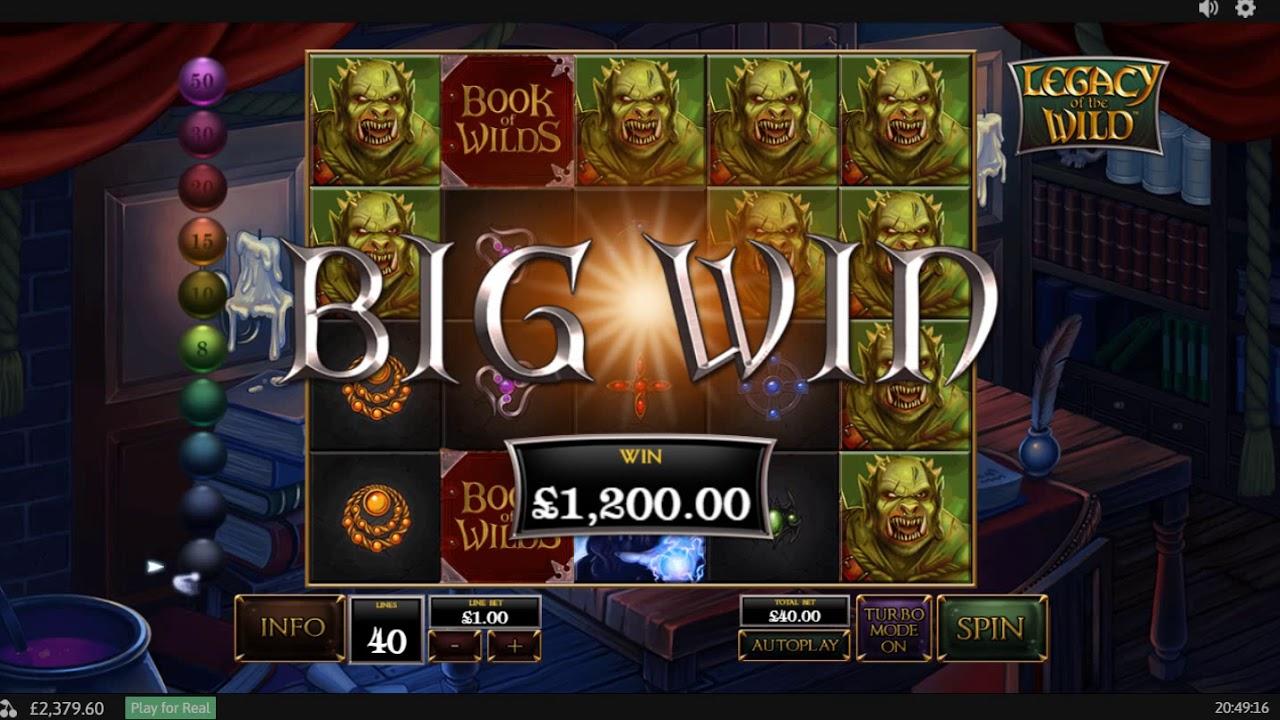 Лучший автомат Legacy в казино Вулкан без регистрации