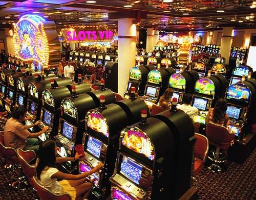 Игровые автоматы Вулкан казино бесплатно