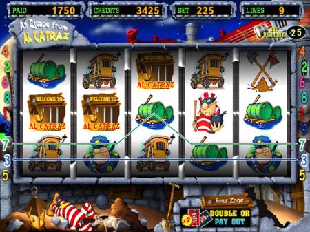 Игровой автомат Алькатрас Alcatraz — играть бесплатно и без.