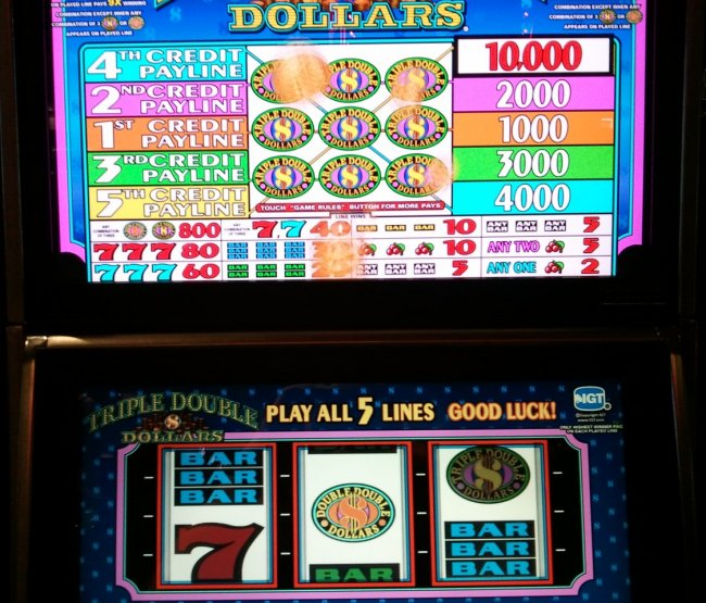 CASTLE MANIA игровой автомат в казино Чудо Слот