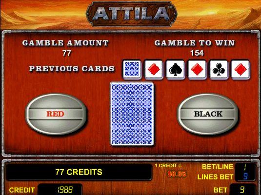 Игровой автомат Аттила Attila играть онлайн