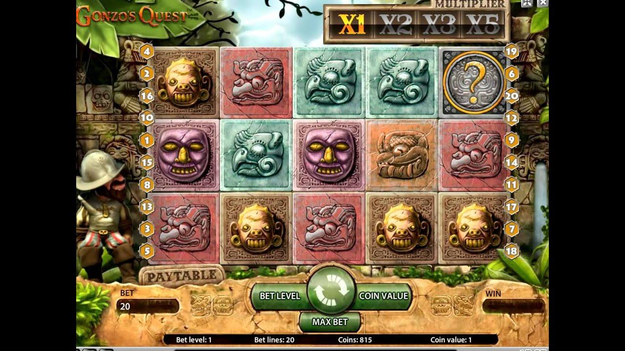 Игровой автомат Gonzo's Quest Extreme - Казино Вулкан Platinum