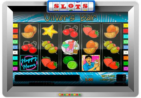 Играть в игровой автомат Olivers Bar в онлайн казино Slotoking
