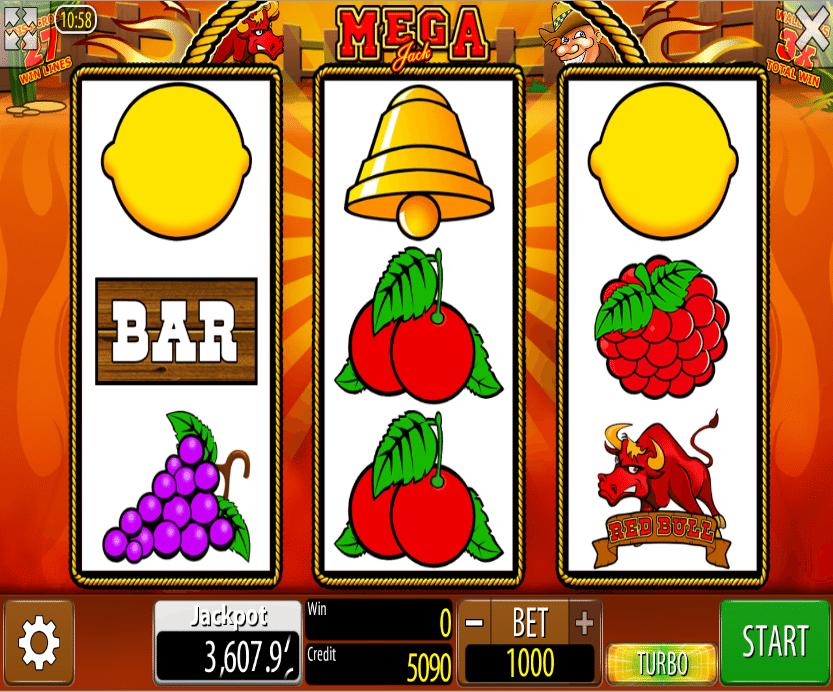 Игровые слоты Мега Джек бесплатно, без регистрации в онлайн.