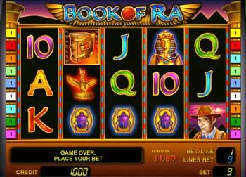 Book of Ra — игровой автомат книжки онлайн бесплатно - YouTube