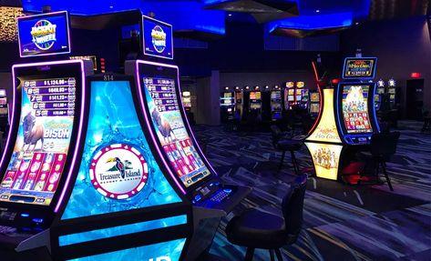 Игровые автоматы - Остров Сокровищ