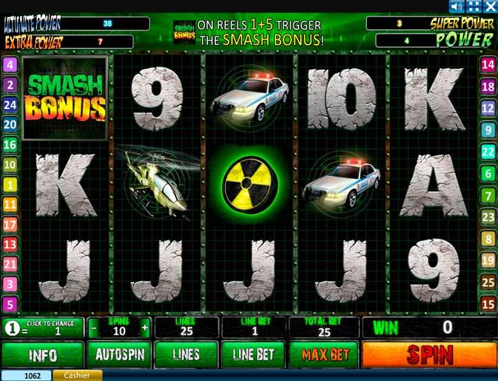 Игровой автомат Тюряга - Казино Вулкан 777