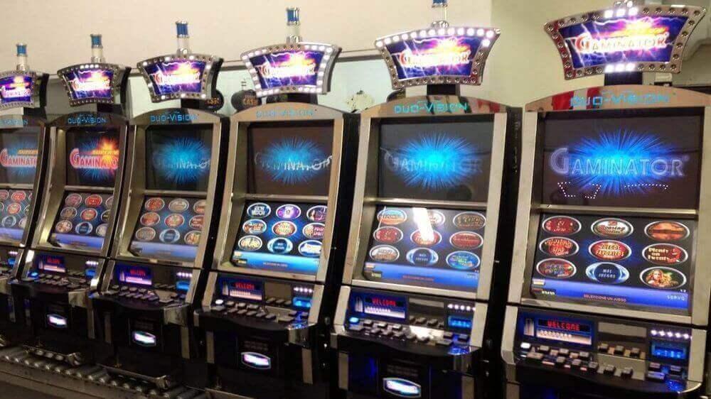 Онлайн казино автомат гейминатор — Azartnews - Топ лучших онлайн.