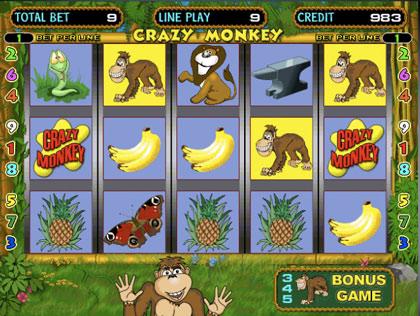 Крейзи манки игровые автоматы играть бесплатно 777 – Играть в.