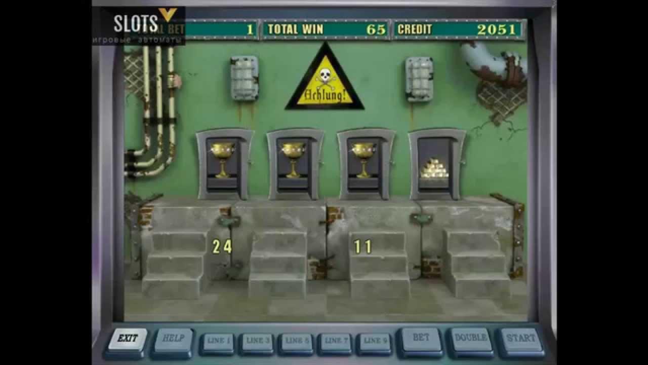 Игровой автомат Сейфы Резидент онлайн от Игрософт