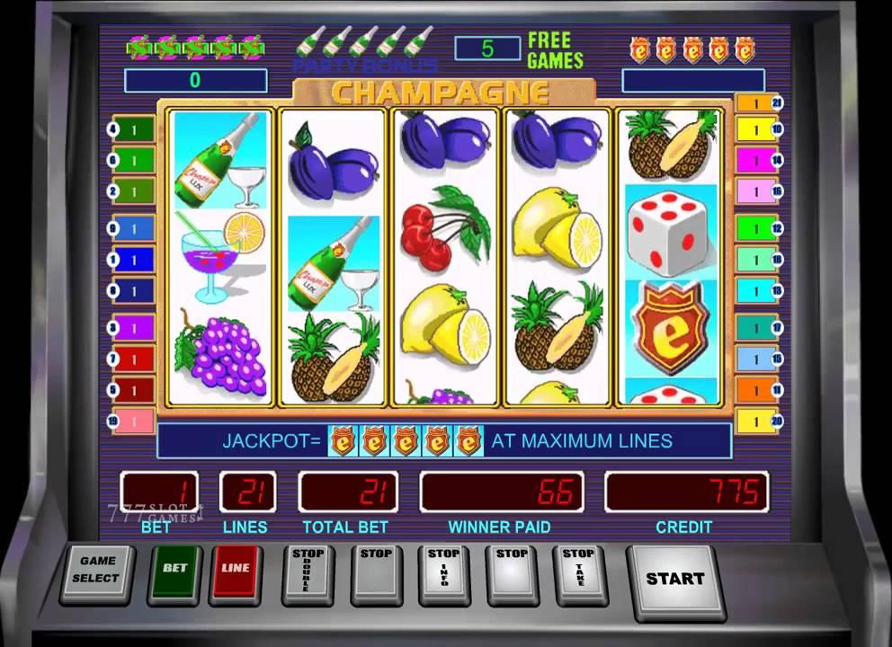 Игровые автоматы на реальные деньги - играть