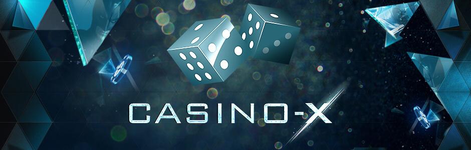 Казино Х - официальный сайт. - Casino X