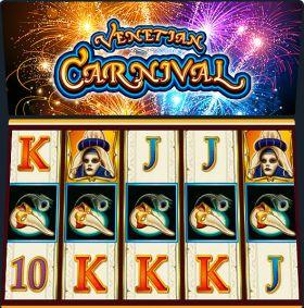 Игровой автомат Венецианский карнавал Venetian Carnival играть без.