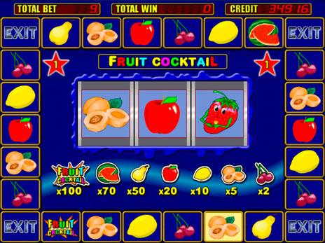 Игровой автомат Золото партии в клубе Русский Вулкан