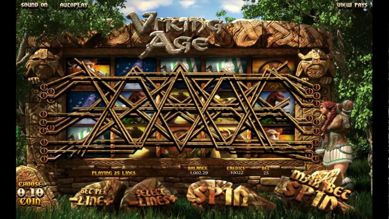 Viking Age - играть в онлайн слот бесплатно