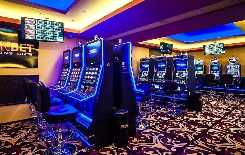 Игромат представляет настоящие игровые автоматы от.