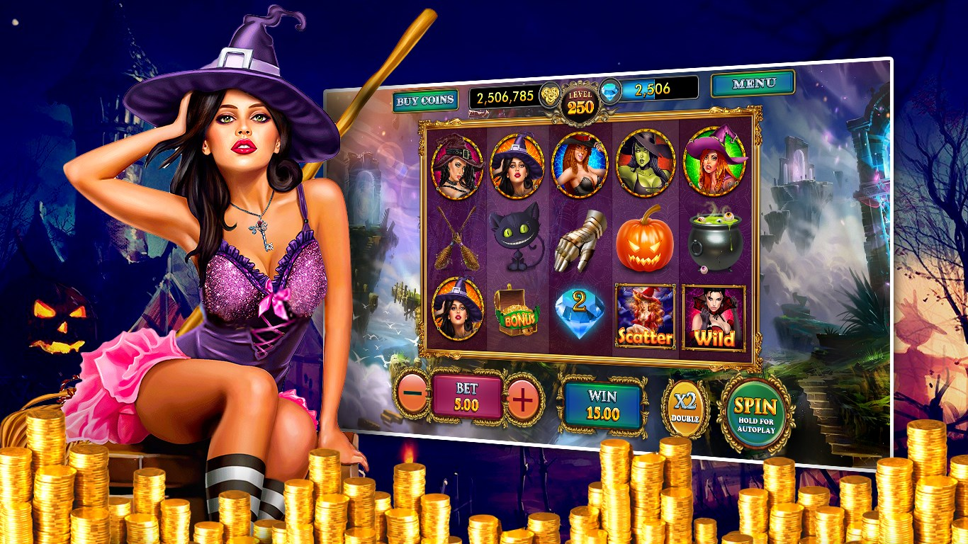 Witches Wealth Богатство Ведьмы