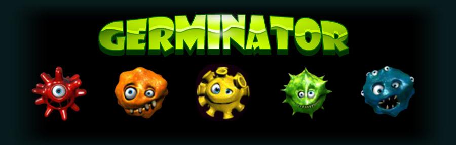Germinator - новый игровой. - play-