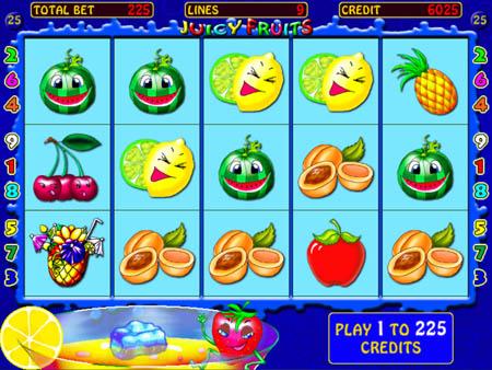 Игровой автомат Jolly Fruits - слот Веселые