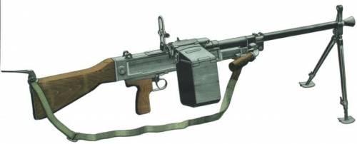 Автомат/штурмовая винтовка INSAS - Modern Firearms