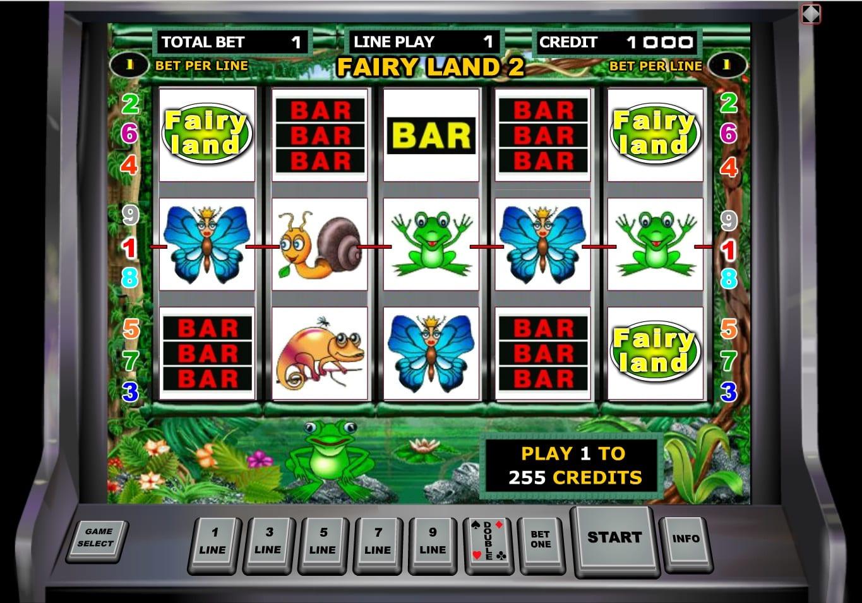 Игровые автоматы Fairy Land бесплатно онлайн - играть в.