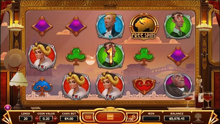 Онлайн казино Олигарх. Игровые автоматы
