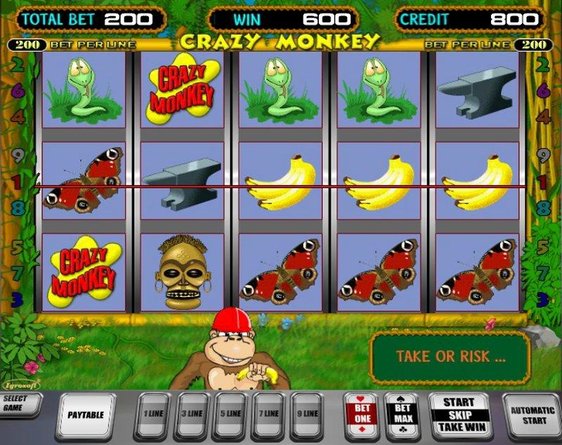 Однорукий бандит - игровые автоматы, играть