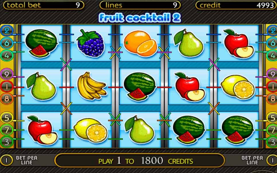 Crazy Fruits Помидоры – игровой автомат Сумасшедшие Фрукты