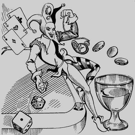 Баккара – карточная игра на деньги в казино