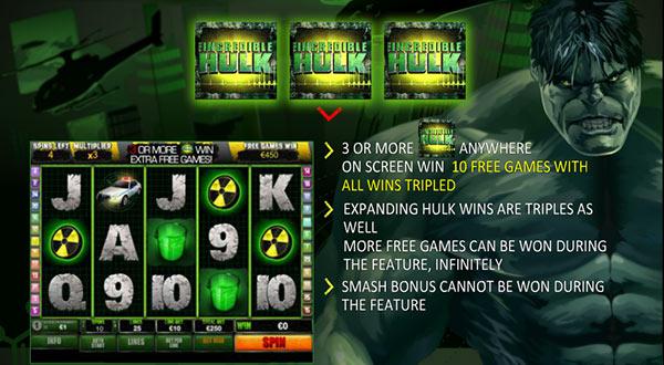 Hulk играть бесплатно онлайн в игровой автомат Халк