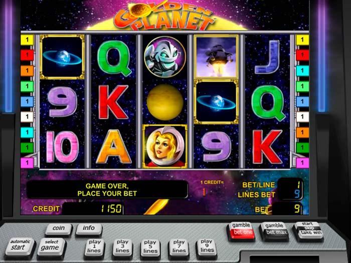 Игровой автомат Golden Era в клубе Вулкан дарит щедрые выплаты