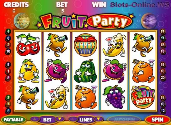 Игровой автомат Crazy Fruits играть без регистрации