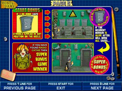 Игровые автоматы 5000 кредитов. -