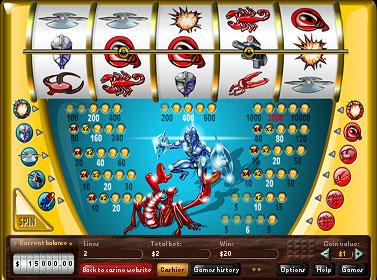 Онлайн казино, Игровые автоматы, Онлайн.