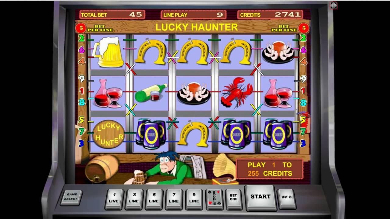 Игровой автомат Resident Резидент играть бесплатно онлайн