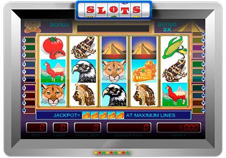 Игровой автомат Золото партии играть бесплатно в казино Вулкан.