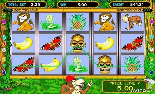 Автоматы онлайн играть бесплатно обезьянки — Emucasino — Новые казино.
