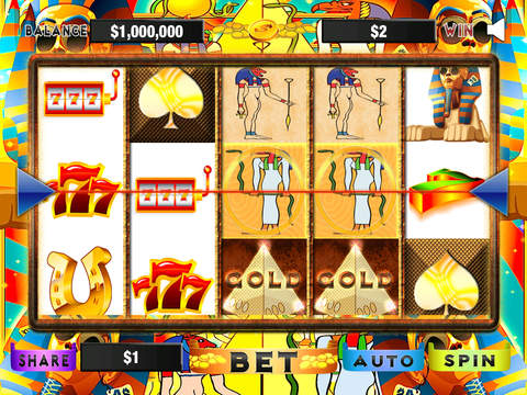 Игровой автомат Фараон онлайн - играйте