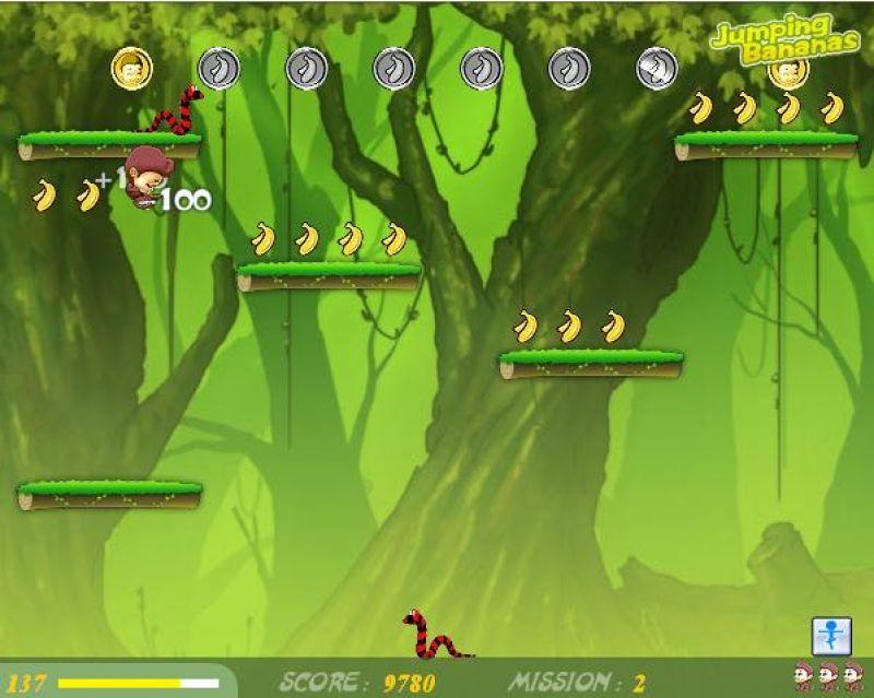Игровой автомат Crazy Monkey Обезьянки -