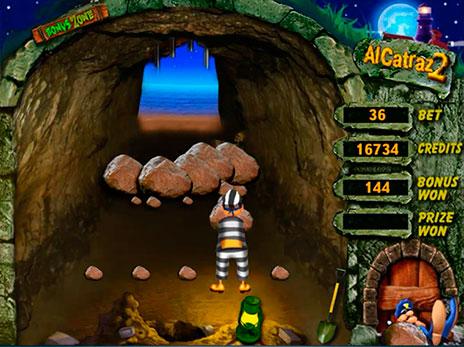 Игровые автоматы Алькатрас играть бесплатно онлайн